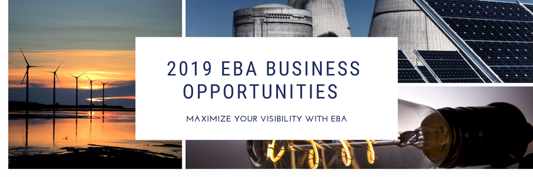 2019 EBA Meeting Sponsorship & Marketing Opportunities