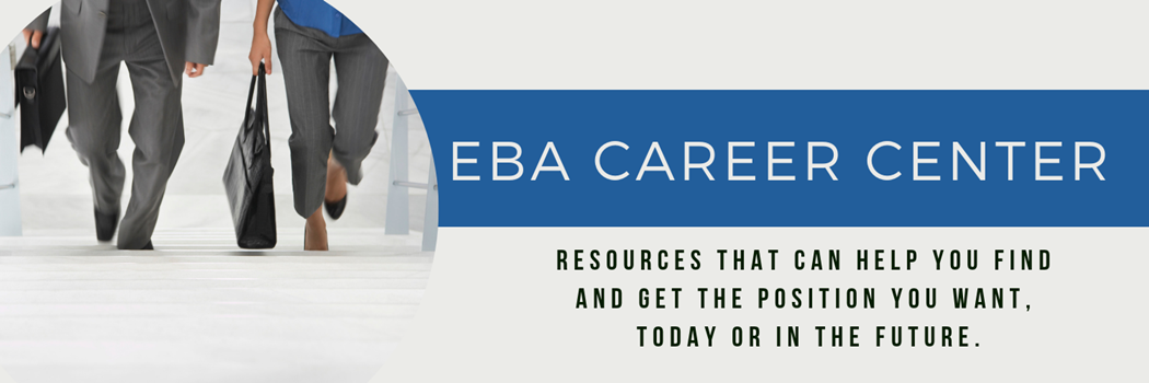 Exclusive reach to top industry talent: EBA's Career Center