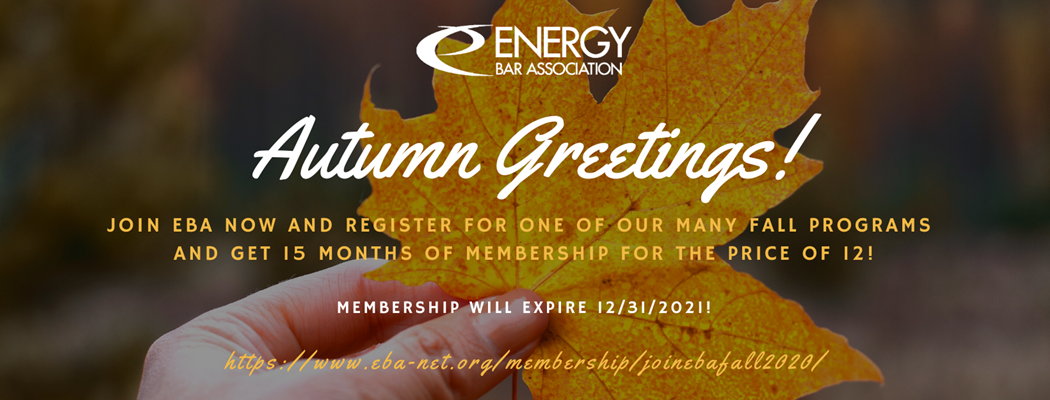 Hello Fall Membership Campaign 🍁